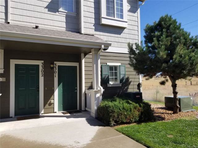 14700 E 104 Avenue #3301, Commerce City, CO 80022 (#6875432) :: The DeGrood Team