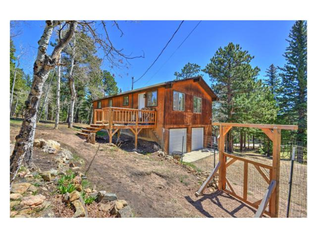 791 Old Squaw Pass Road, Evergreen, CO 80439 (MLS #6875533) :: 8z Real Estate