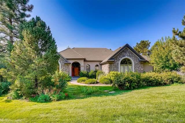 850 Swandyke Drive, Castle Rock, CO 80108 (#6875663) :: The HomeSmiths Team - Keller Williams