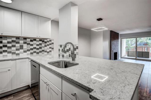 800 Pearl Street #311, Denver, CO 80203 (#6876041) :: The HomeSmiths Team - Keller Williams