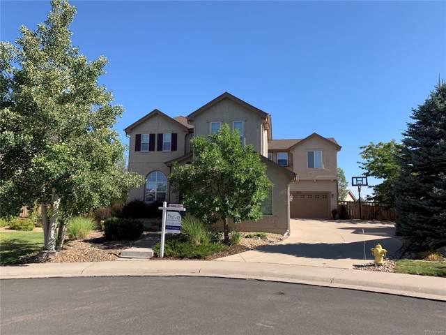 5155 Bloom Place, Castle Rock, CO 80109 (MLS #6876182) :: 8z Real Estate