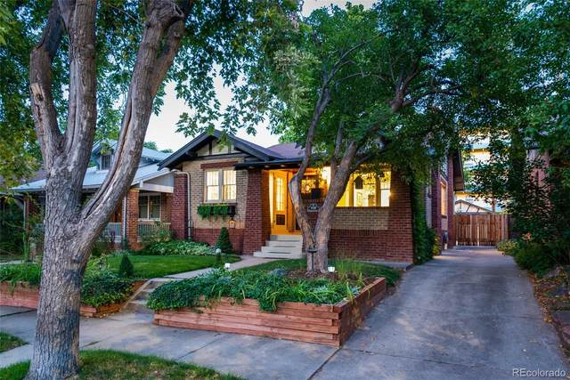 1558 N Harrison Street, Denver, CO 80206 (#6876424) :: Chateaux Realty Group