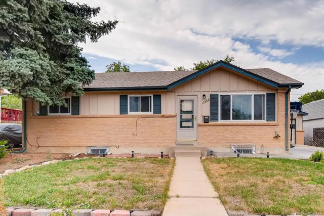 1969 E 116th Avenue, Northglenn, CO 80233 (#6876512) :: The Heyl Group at Keller Williams