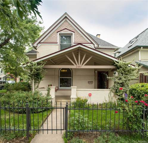 2557 W 33rd Avenue, Denver, CO 80211 (#6876802) :: The Griffith Home Team