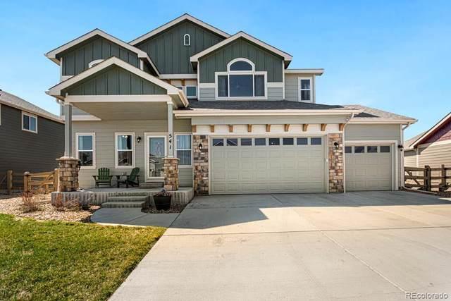 541 Kansas Avenue, Berthoud, CO 80513 (#6876973) :: Re/Max Structure