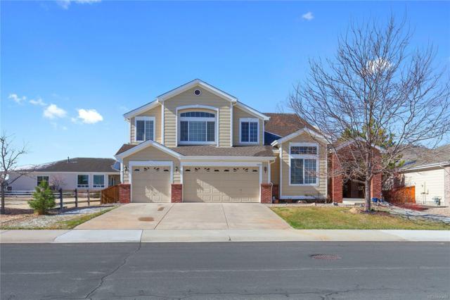 7087 Sapphire Pointe Boulevard, Castle Rock, CO 80108 (#6877175) :: The Peak Properties Group