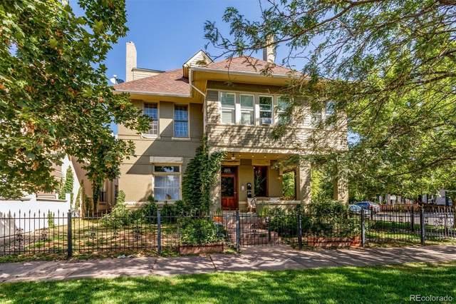 1375 E 17th Avenue #2, Denver, CO 80218 (MLS #6877200) :: Find Colorado