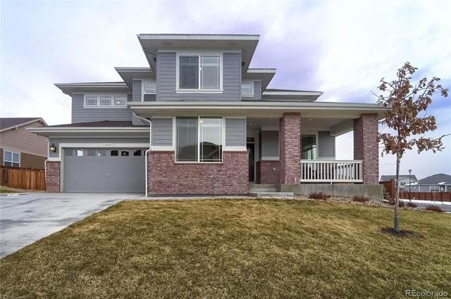 13684 Ulster Street, Thornton, CO 80602 (#6877381) :: iHomes Colorado