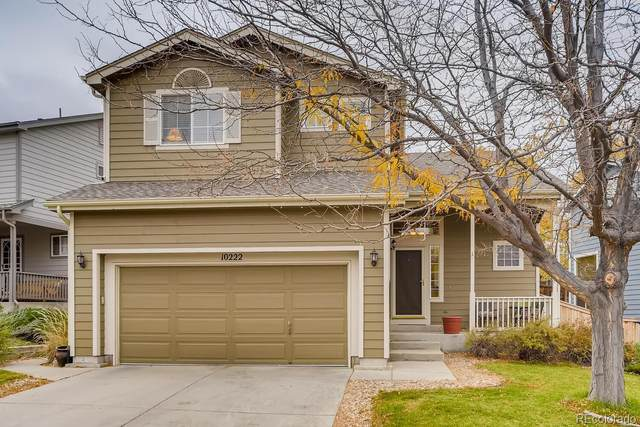 10222 Spotted Owl Avenue, Highlands Ranch, CO 80129 (#6877442) :: My Home Team