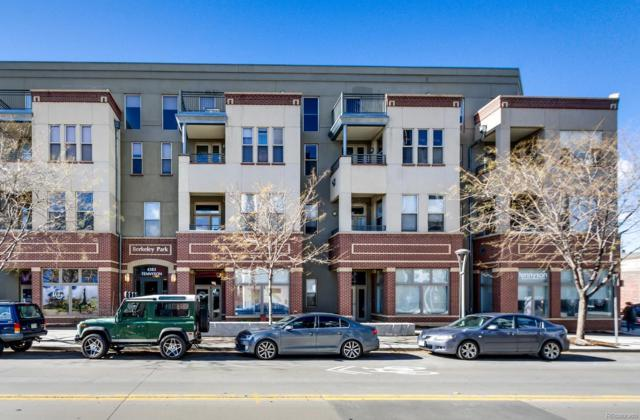4383 Tennyson Street 3-I, Denver, CO 80212 (#6877627) :: The Heyl Group at Keller Williams