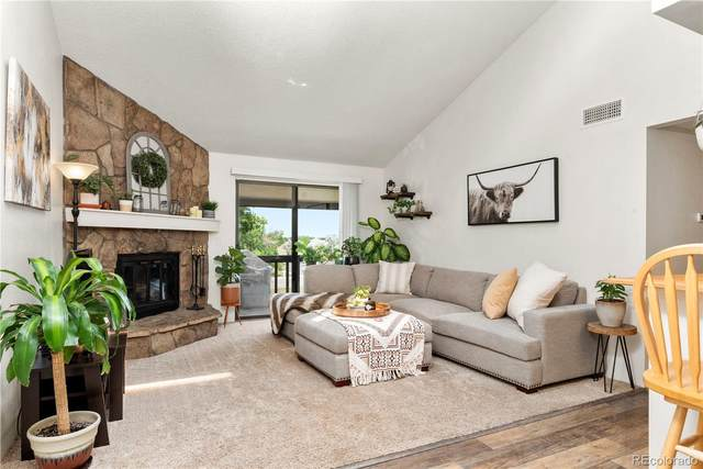 7720 W 87th Drive F, Arvada, CO 80005 (#6877849) :: The DeGrood Team