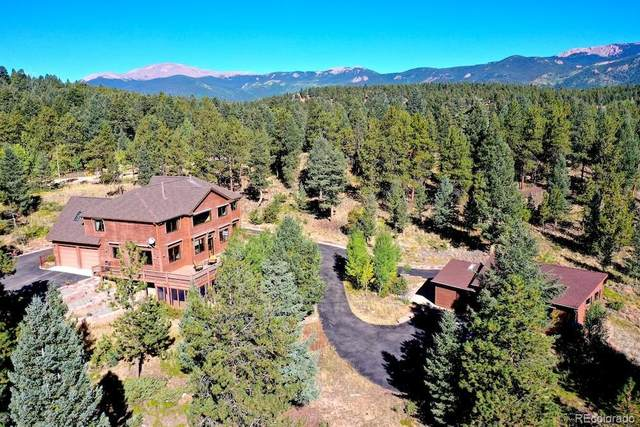 78 Double Tree Road, Bailey, CO 80421 (#6878071) :: THE SIMPLE LIFE, Brokered by eXp Realty