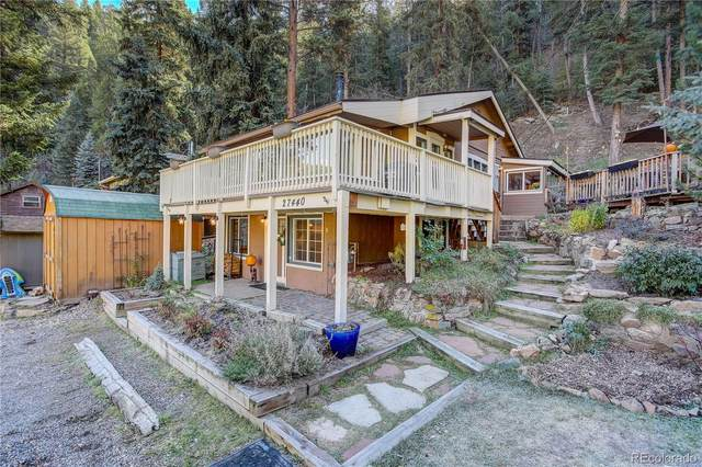 27440 Highway 74, Evergreen, CO 80439 (#6878192) :: The DeGrood Team