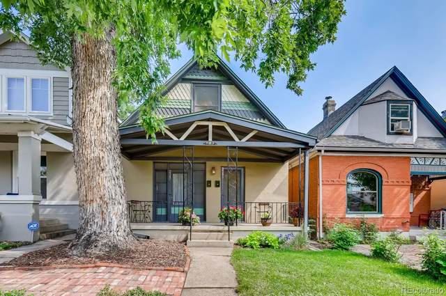3345-3347 W 32nd Avenue, Denver, CO 80211 (#6878593) :: The DeGrood Team
