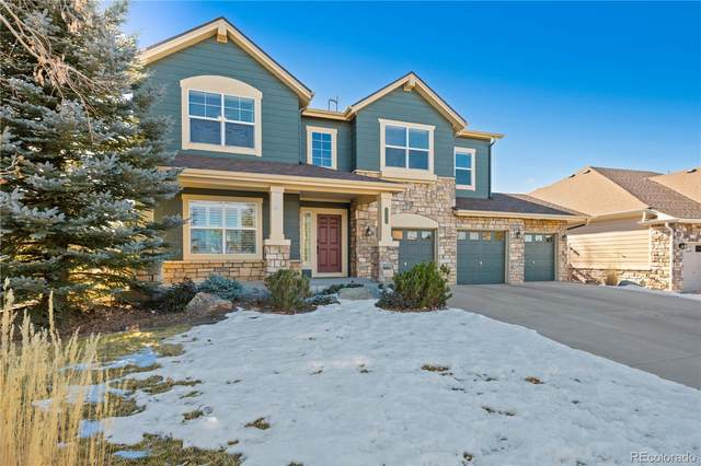 23305 Song Bird Hills Way, Parker, CO 80138 (#6878775) :: The Healey Group