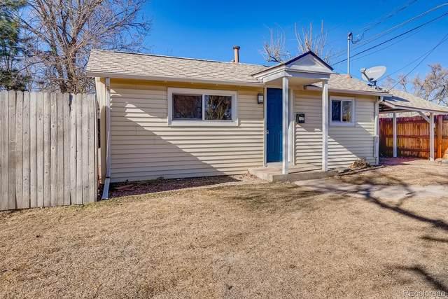 315 Tennyson Street, Denver, CO 80219 (#6878883) :: HergGroup Denver