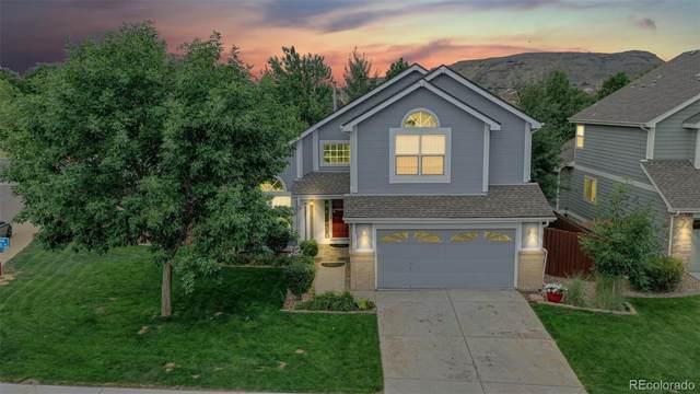 15904 W 64th Lane, Arvada, CO 80007 (#6878969) :: Compass Colorado Realty