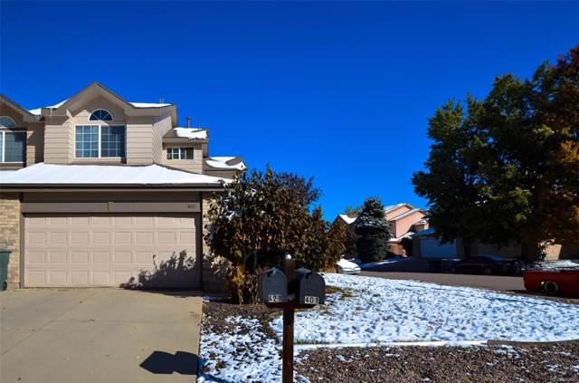 401 W 114th Place, Northglenn, CO 80234 (MLS #6879324) :: 8z Real Estate