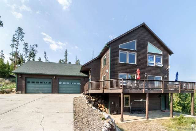 1555 Gcr 4, Grand Lake, CO 80447 (#6879618) :: THE SIMPLE LIFE, Brokered by eXp Realty