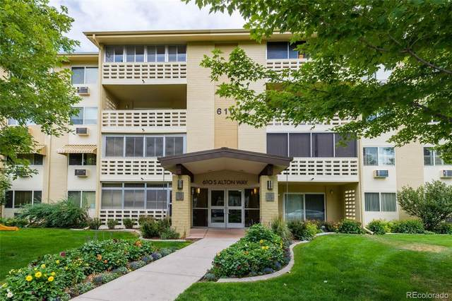610 S Alton Way 3B, Denver, CO 80247 (#6879633) :: The Heyl Group at Keller Williams