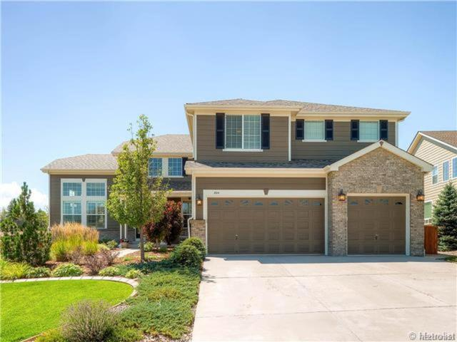 804 Xenon Lane, Castle Rock, CO 80108 (#6879911) :: The Heyl Group at Keller Williams