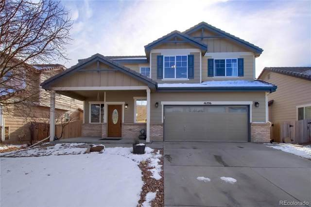 16206 E 99th Place, Commerce City, CO 80022 (#6880173) :: Real Estate Professionals