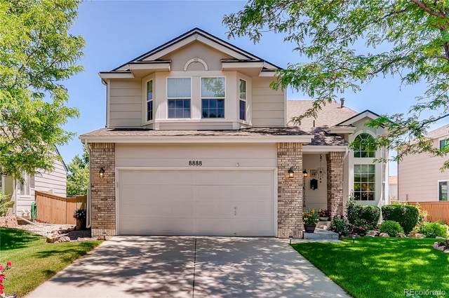 8888 Miners Drive, Highlands Ranch, CO 80126 (#6880276) :: iHomes Colorado