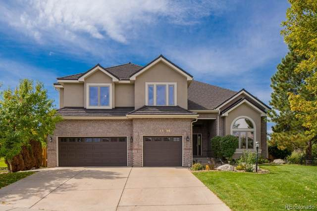 11616 E Berry Drive, Englewood, CO 80111 (#6880457) :: The Griffith Home Team