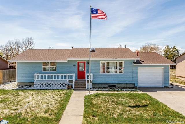 955 G Avenue, Limon, CO 80828 (#6880533) :: Colorado Home Finder Realty