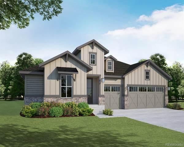 8754 S Quemoy Street, Aurora, CO 80016 (#6880786) :: The Griffith Home Team