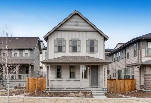 10258 E 57th Avenue, Denver, CO 80238 (MLS #6881546) :: 8z Real Estate