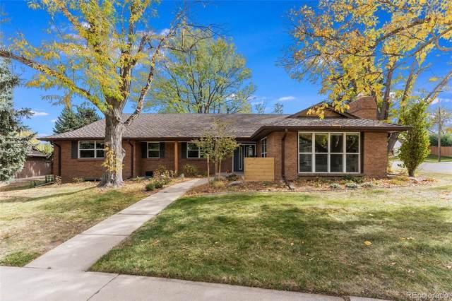 3888 S Jersey Street, Denver, CO 80237 (#6881562) :: The Scott Futa Home Team