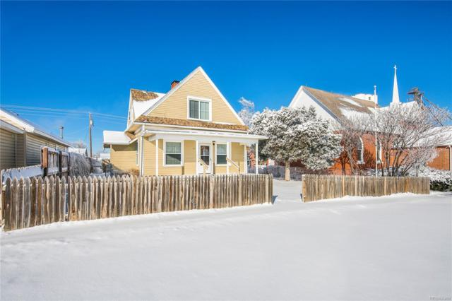 145 S Sherman Street, Byers, CO 80103 (#6881729) :: The City and Mountains Group