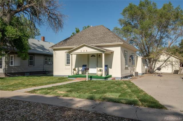 526 Deuel Street, Fort Morgan, CO 80701 (#6881882) :: The Brokerage Group