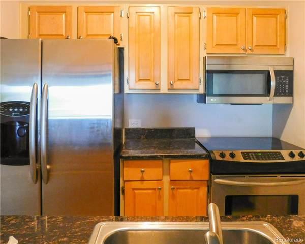 707 W 96 Avenue #26, Thornton, CO 80260 (MLS #6882357) :: Keller Williams Realty