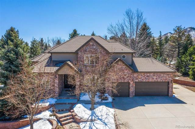 10 Partridge Lane, Littleton, CO 80127 (#6882616) :: My Home Team
