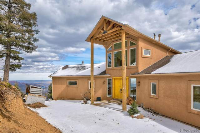 6928 Lady Bug Lane, Manitou Springs, CO 80829 (#6882686) :: The DeGrood Team