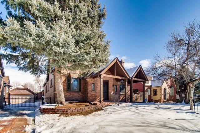 1418 Glencoe Street, Denver, CO 80220 (#6883277) :: Wisdom Real Estate