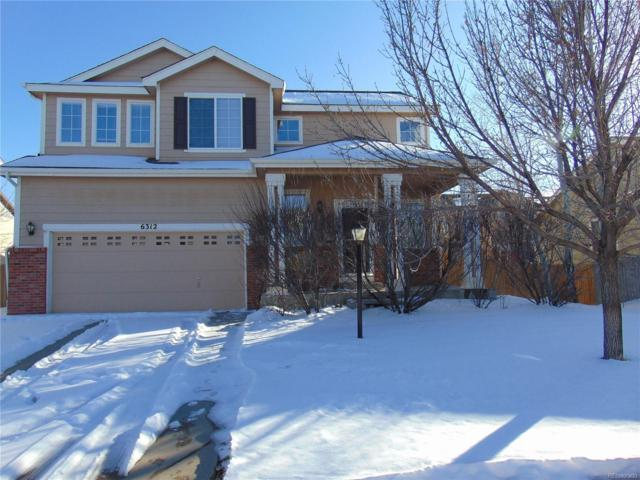 6312 Utica Avenue, Firestone, CO 80504 (#6883367) :: Hometrackr Denver