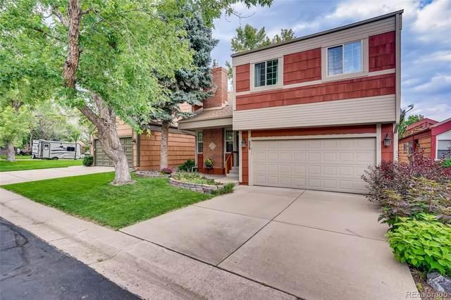 10222 W Ida Avenue #229, Littleton, CO 80127 (#6883371) :: iHomes Colorado