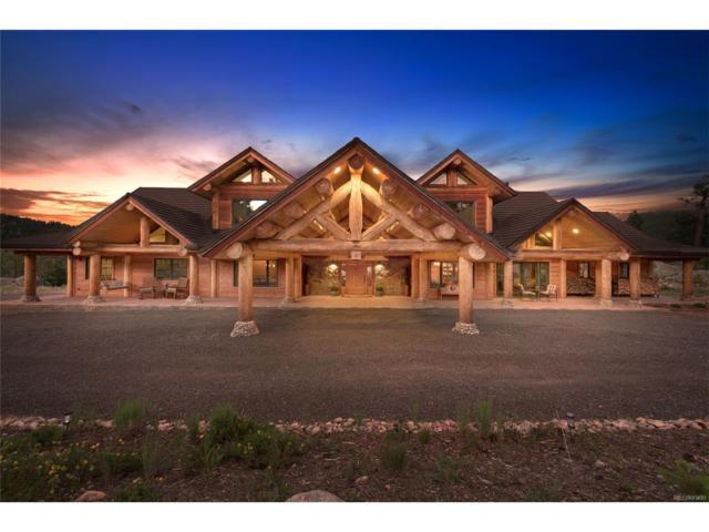 1236 Ridge Road, Ward, CO 80481 (MLS #6883442) :: 8z Real Estate