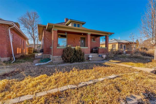1711 S Lincoln Street, Denver, CO 80210 (#6883549) :: The Scott Futa Home Team