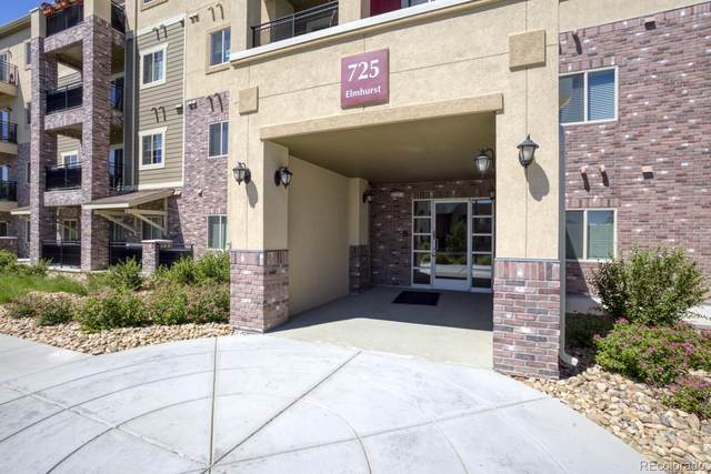 725 Elmhurst Drive #310, Highlands Ranch, CO 80129 (#6883763) :: Compass Colorado Realty