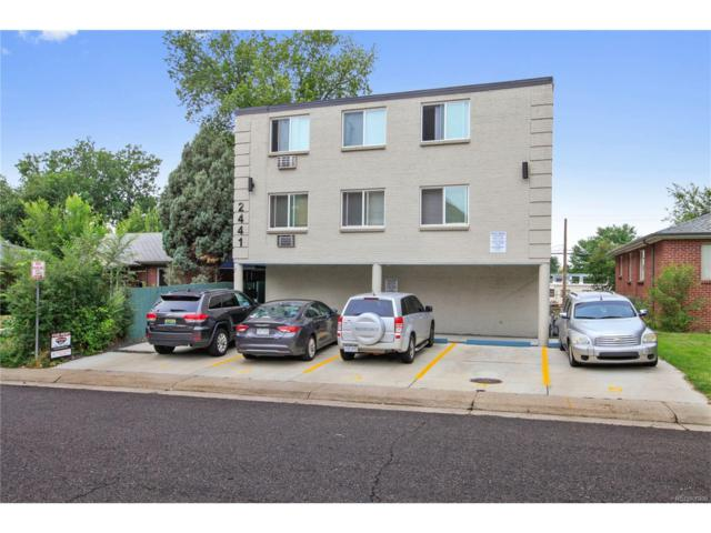 2441 S York Street, Denver, CO 80210 (#6883769) :: The Healey Group