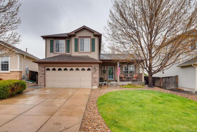 22015 Day Star Drive, Parker, CO 80138 (#6884290) :: House Hunters Colorado