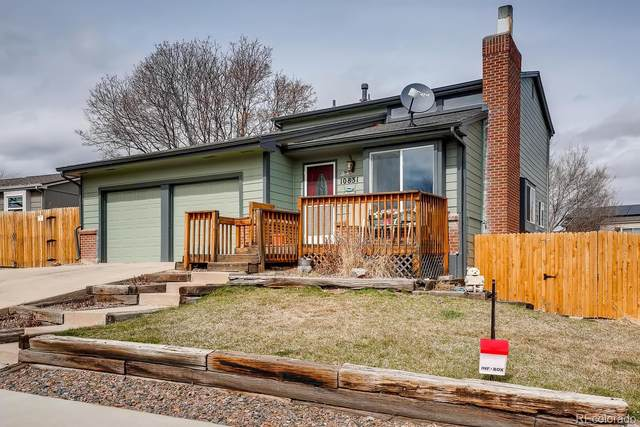 10831 W Powers Place, Littleton, CO 80127 (#6884704) :: The HomeSmiths Team - Keller Williams
