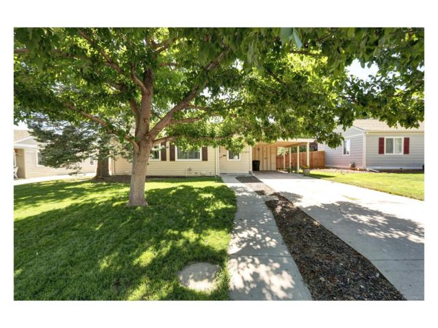 3370 S Elm Street, Denver, CO 80222 (MLS #6884987) :: 8z Real Estate