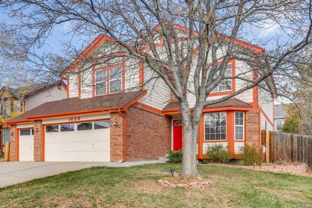 1636 Iris Street, Broomfield, CO 80020 (#6885039) :: Sellstate Realty Pros