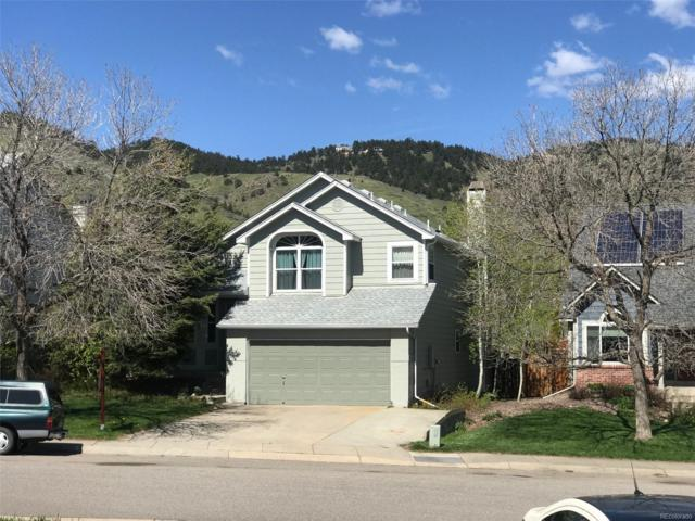 491 Somerset Drive, Golden, CO 80401 (#6885681) :: The Griffith Home Team