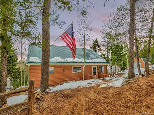 414 Potlatch Trail, Woodland Park, CO 80863 (#6885869) :: The Harling Team @ HomeSmart